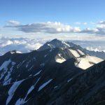 霊峰 立山ロケハン