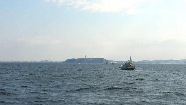 江ノ島船釣り